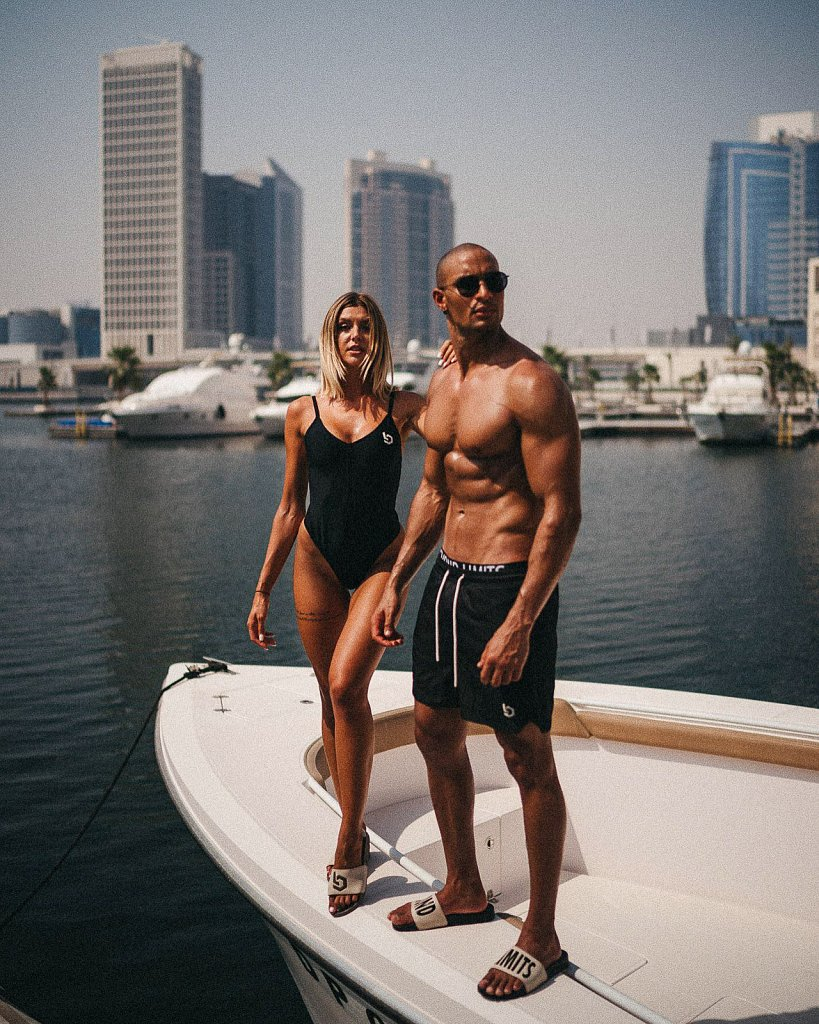 Swimwear & Lifestyle Lookbook - Dubai