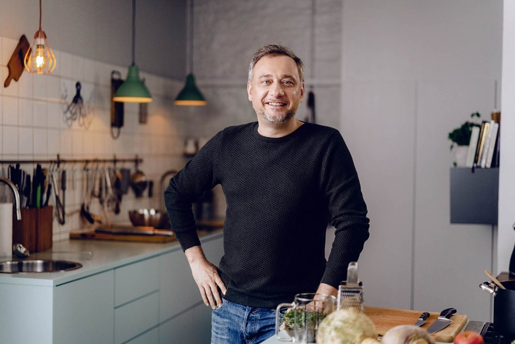 Stevan Paul, Kochbuchautor